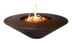 Best Copper Fire Pit Table from Outdoor Fire and Patio