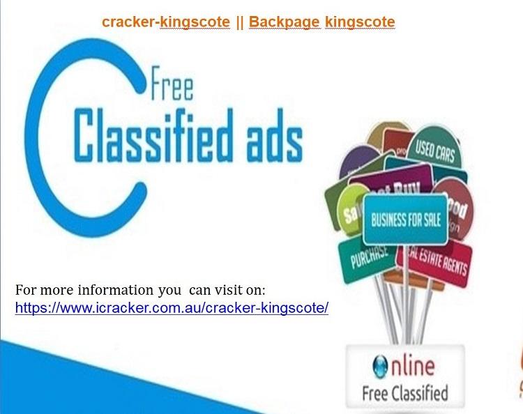 Cracker Kingscote Backpage Kingscote