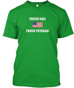 Great Shirts for Veterans!
