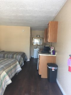 Extended Stay Lodging Available