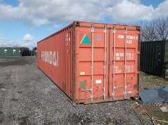 Shipping Containers starting at $3,250
