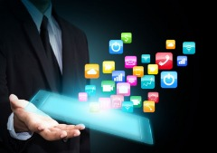 Mobile application development company in Portsmouth city.