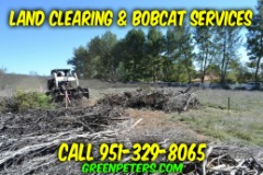 Low-Cost Land Clearing Services in Wildomar - Call Today