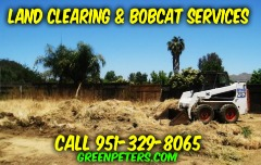 Affordable Land Clearing Services in Murrieta & Temecula -  Call Us