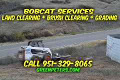 Low-Cost Brush Clearing Services in Temecula - Call Now