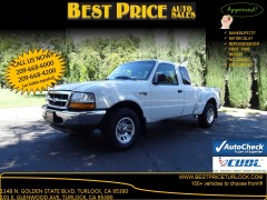 1999 Ford Ranger XLT SuperCab