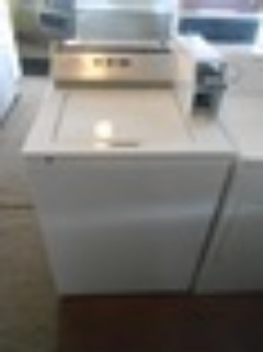 WHIRLPOOL HEAVY DUTY COMMERCIAL COIN OP TOP WASHER