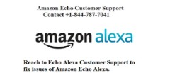 Amazon Echo Alexa customer service number