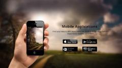 Mobile application development company in Blackstone town.