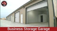 Business Storage Garage in Denver, Broomfield and Boulder CO