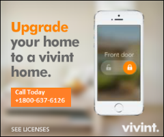 See what advantages you get by installing Vivint.SmartHome Call 1800-637-6126