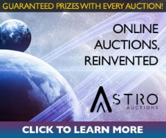 Astro Auctions- Online Actions Reinvented