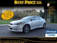 2007 Scion tC Spec Turlock