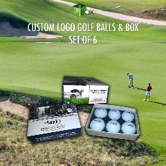 Custom Golf Balls - golfbox.com