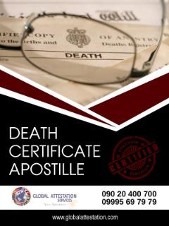Death Certificate Apostille