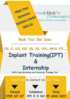 best internship in chennai