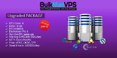 Bulk Mail Hosting Services