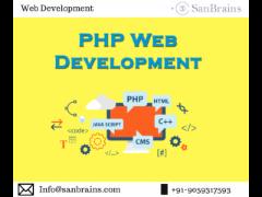 Web Design and Development Services - Sanbrains