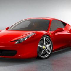 Rent A Ferrari in Atlanta