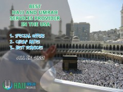 Best Hajj and Umrah Services Provider in USA - Hajjumrahpackages.us