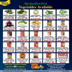 Farm Fresh Vegetables Available Online Carrollton,Texas - MyHomeGrocers