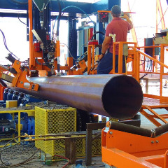 Electrical Distribution Poles - Browning Enterprise