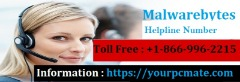 Malwarebytes Helpline Number 1-866-996-2215