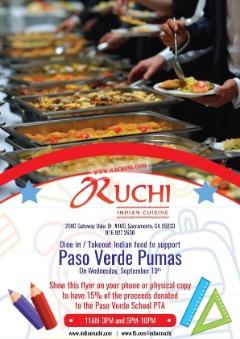 Paso Verde Pumas - Indianruchi