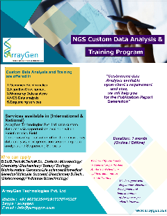 NGS Custom Data Analysis & Training Program