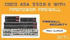 Cisco ASA 5508-X With Firepower Firewall