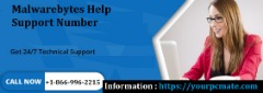Malwarebytes Tech Support Number +1-866-996-2215
