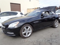 Used Parts for Mercedes-Benz SLK250 - 2012 - 901.MB1M12 - Stock# 7401GY