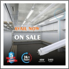 Eco-Friendly T8 4ft LED Tube ON SALE - Rebate Eligible