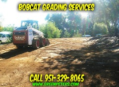 Professional Grading and Bobcat Services in Murrieta - Call Today
