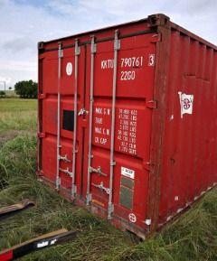Shipping Containers starting at $2,300