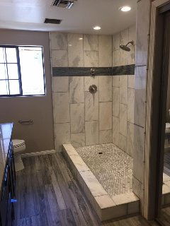 Bathroom Remodels-Flooring-Tile-Kitchens-Patio-Fireplaces