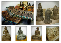 Unique beautiful pieces from Bali, Indonesia