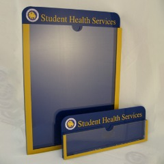 What is best place to buy custom sign Holder?