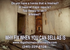 Are you stuck with an unwanted property?