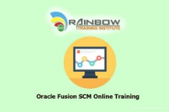 Oracle Fusion SCM Online Training | Oracle Cloud SCM Online Training