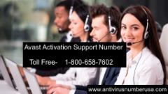 Avast Activation Support Number 1-800-658-7602