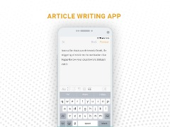 How to Choose best mobile Article Writing App - Heuro App?