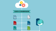 Obtain an Excellent Data Conversion Services