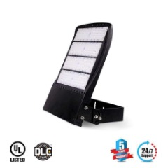Outdoor LED Flood Lights For  parking lots, gas stations, warehouses, shops.