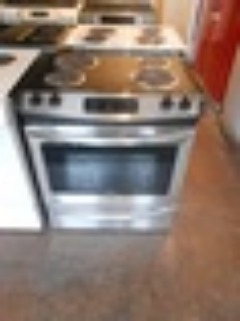 Frigidaire FFES3016TS 30 Inch Slide-In Electric Range