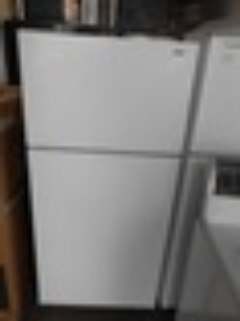 HOTPOINT 14 CUBIC FOOT REFRIGERATOR FROST FREE TOP FREEZER