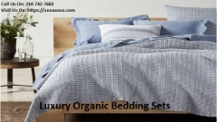 Organic Bedding Collections - Luxury Cotton Bedding Sets