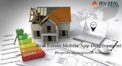 Real Estate Mobile App Development | Property Management Software - Myzeal IT Solutions LLC