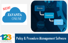 Policy & Procedure Management Software