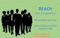Greater Quincy Financial REACH Center Orientations